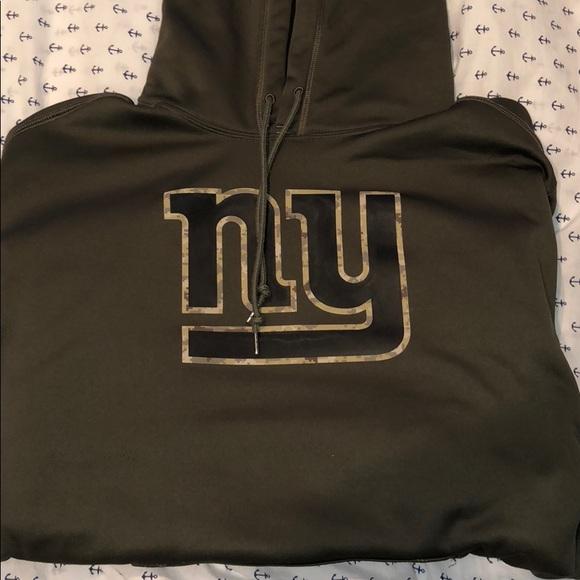 pretty nice bf9e4 598e5 NY Giants Nike Salute to Service Hoodie
